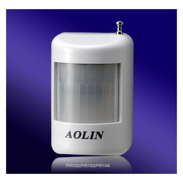 Pir 102A - Hồng ngoại AOLIN không dây có chân đế
