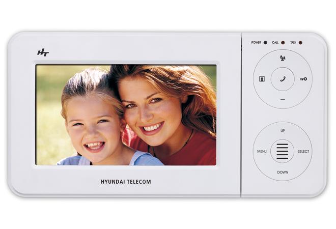 Điện thoại gọi cửa có thu hình Hyundai HAC-E71